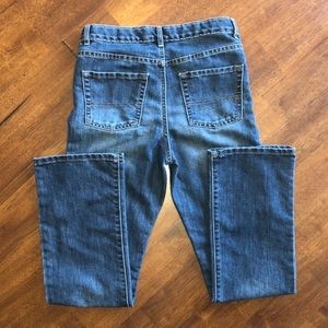 CHILDREN'S PLACE bootcut boys jeans